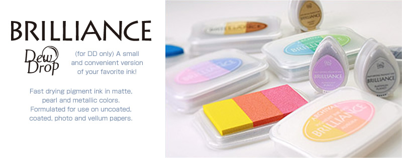 Tsukineko High Quality Inks And Inkpads For Your Crafting